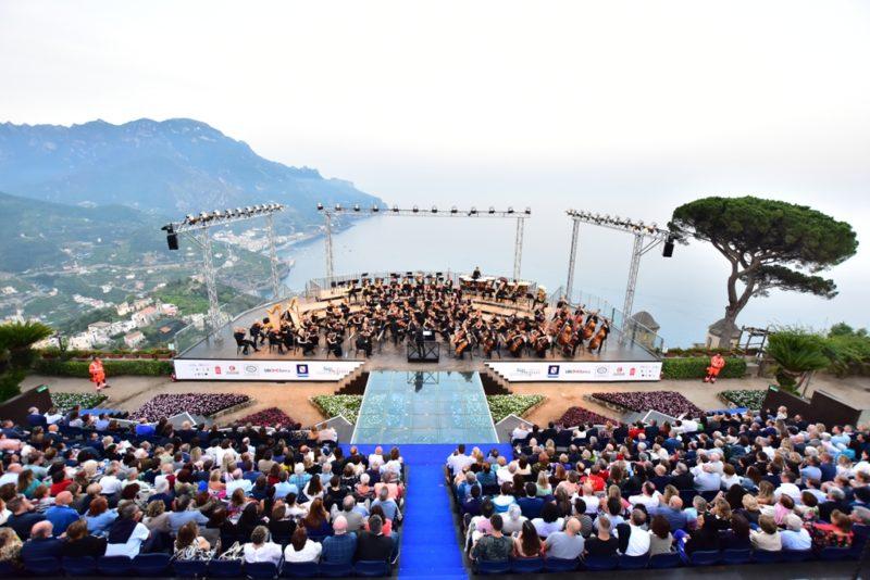 Belvedere di Villa Rufolo ph Pino Izzo RAVELLO FESTIVAL 2019 NEL SEGNO DI WAGNER