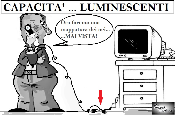 "CAPACITA LUMINESCENTI 11.06.19 OSPEDALE, DUE MESI PER UNA VISITA… ""LUMINESCENTE"""