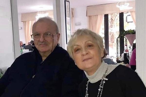 Emilia e Atos Giorgio AUGURI AD EMILIA DALLA FAMIGLIA