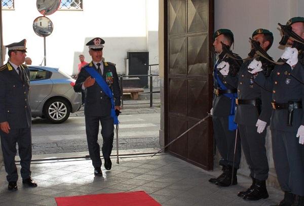IMG 6731 LA GdF CELEBRA IL 245° ANNIVERSARIO DELLA FONDAZIONE DEL CORPO
