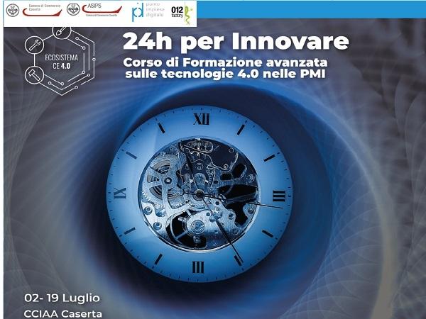 %name 012 FACTORY, ECOSISTEMA CE 4.0: 24 ORE DI FORMAZIONE GRATUITA