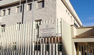 cc sessa ENCOMIO AL MARESCIALLO DEI CARABINIERI BARDI, COMANDANTE DELLA STAZIONE DI SESSA AURUNCA