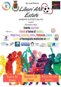 evento pro loco 212x300 LIBERI AM ESTATE, LEVENTO SPORTIVO DI GENERAZIONE LIBERA