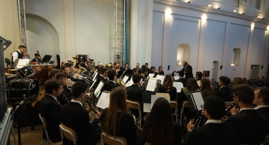 he orchestra di fiati ft 2 SUMMER CONCERT, GIOVEDÌ ALLA REGGIA DI CASERTA