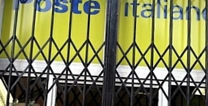 """ufficio postale chiuso 2 CHIUSURA UFFICIO POSTALE VIA REDENTORE, CGIL E SLC CGIL CASERTA: """"SERVE CHIAREZZA"""""""