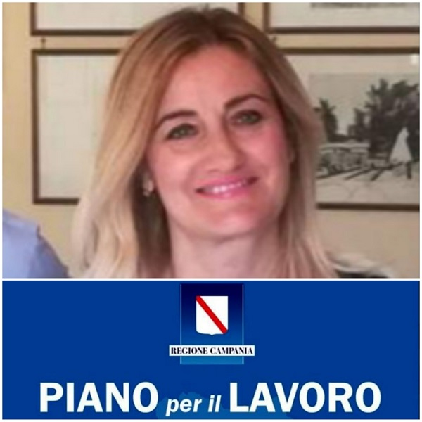 20190711 214911 REGIONE CAMPANIA, CELLOLE ADERISCE AL PIANO LAVORO