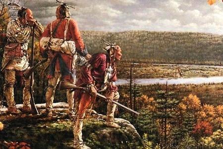 Abenaki Warriors HANNAH, LA STERMINATRICE DI INDIANI