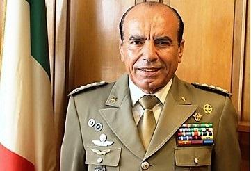 Generale di Corpo d'Armata dell'Esercito Antonio Zambuco IL CARINOLESE ANTONIO ZAMBUCO PROMOSSO GENERALE DI CORPO D'ARMATA DELL'ESERCITO