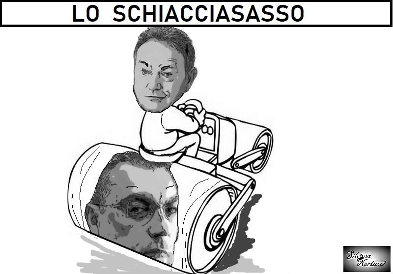 LO SCHIACCIASASSO 01.07.19 SESSA AURUNCA, OSPEDALE & DINTORNI… NON DISTURBARE IL MANOVRATORE…