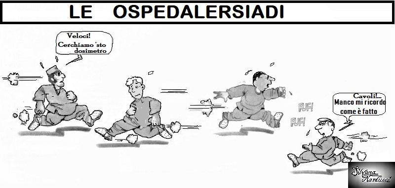 OSPEDALERSIADI OSPEDALE, ERRORI INFORMATICI & DOSIMETRI…