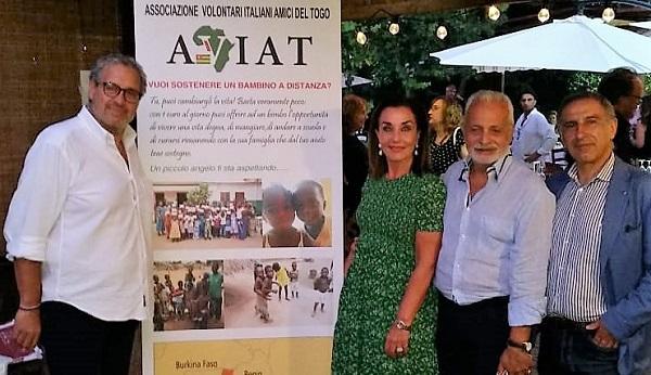 Serata Rotary ROTARY CLUB LUIGI VANVITELLI: APERICENA DI BENEFICENZA