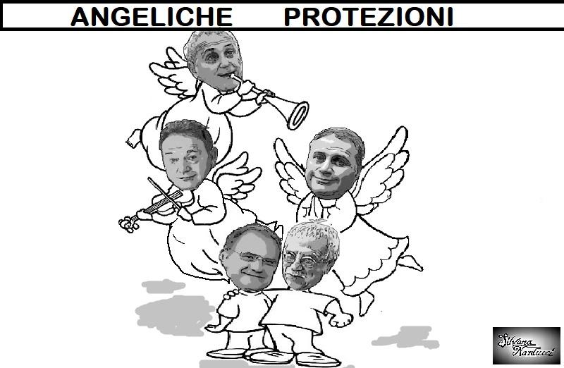 """angelo custode ASL, LO """"SCUORNO"""" SVENDUTO AL MERCATO DELLE VACCHE"""