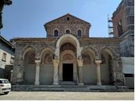 basilica di s.angelo formis LIBERA NOS A MALO: VIAGGIO NELLANTICA CAPUA TRA PAGANESIMO E CRISTIANESIMO   terza parte