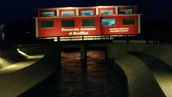 """cab 2 IL CONSORZIO AURUNCO DI BONIFICA, E GLI """"INSPIEGABILI RITARDI RISCONTRATI""""!"""