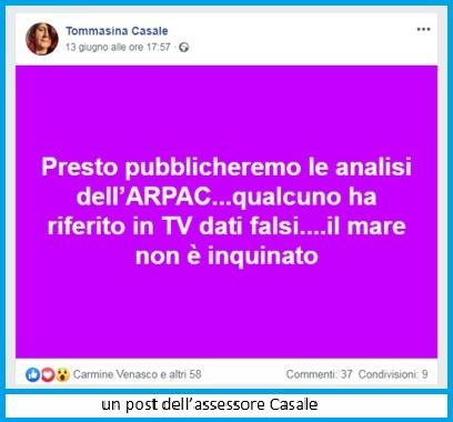 """casale REGIONE CAMPANIA CERTIFICA: GLI AMMINISTRATORI COMUNALI DI SESSA E CELLOLE SONO DEI """"PAROLAI""""!"""