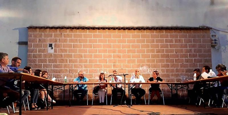 consiglio comunale pubblico CASALUCE, ANTONIO CUTILLO ATTACCA LAMMINISTRAZIONE: CHE DISASTRO!