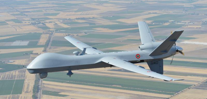 drone predator TERRA DEI FUOCHI, VILMA MORONESE (M5S) ANNUNCIA MAGGIORI CONTROLLI E SICUREZZA