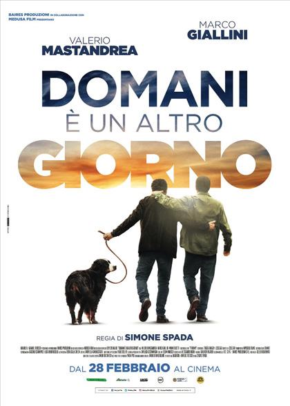 locandina film DALLARENA ALLO SCHERMO, UNAMICIZIA DOLCEAMARA