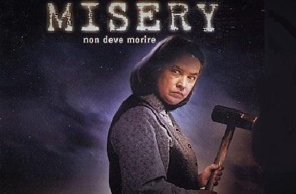 """misery """"MISERY NON DEVE MORIRE"""": LA SCHIZOFRENIA DI UNA MENTE FRAGILE"""