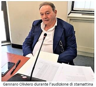 oliviero INQUINAMENTO DEL LITORALE DOMIZIO, IL RACCONTO DEI NEGAZIONISTI IL 28 GIUGNO IN REGIONE