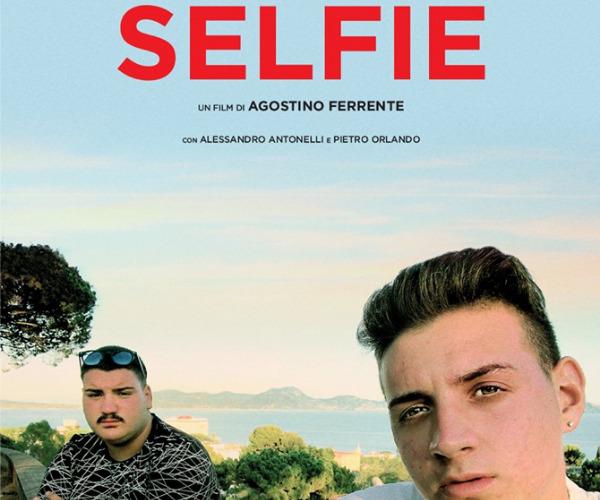 selfie film fot ULTIMO INCONTRO DI CINEMA ALLARENA DI CAPUA