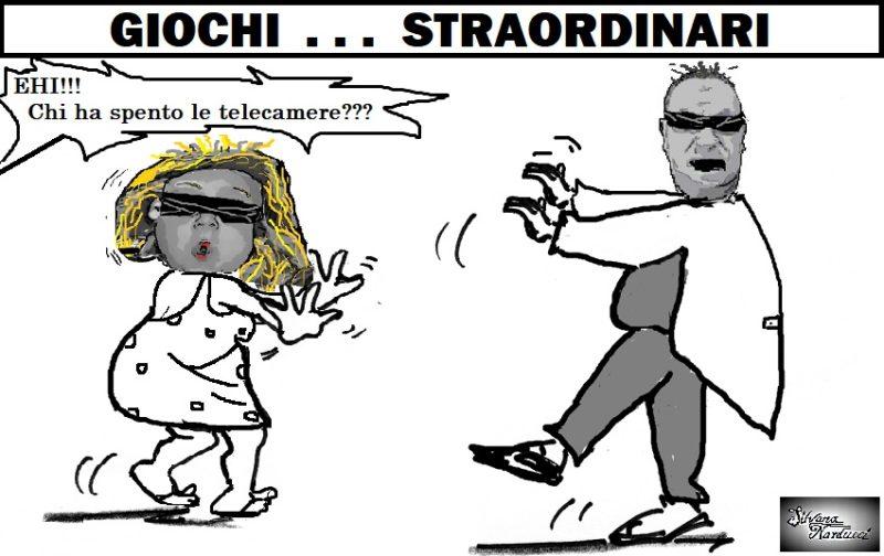 10 F F Paartanz OSPEDALE, FURBATE SINDACALI & PRIMO GOAL DEL COMMISSARIO…
