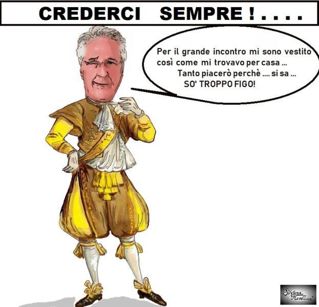 CICISBEO OSPEDALE, IL COMMISSARIO, ASPIRAZIONI & BATTUTE…