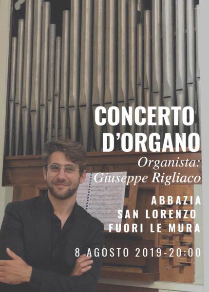 Concerto S.Lorenzo 2019 locandina AVERSA:  FESTA DI SAN LORENZO 2019