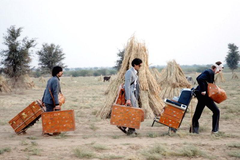 """Darjeeling 5 """"IL TRENO PER IL DARJEELING"""": UN ROAD MOVIE DI FAMIGLIA"""