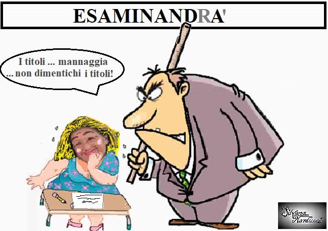 ESAMI 02.08.19 OSPEDALE, GLI ESAMI DELLA DIRETTRICE…