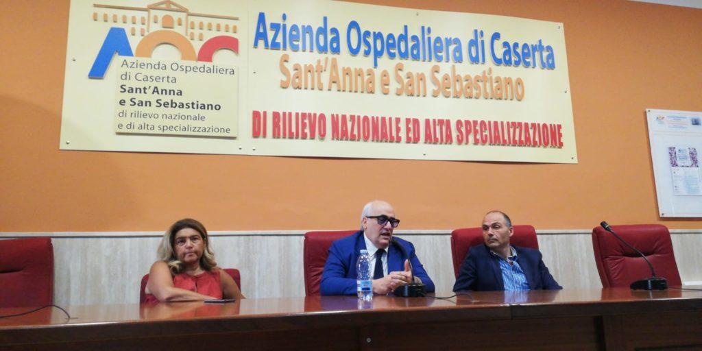 Il saluto del direttore 1024x512 AZIENDA OSPEDALIERA «SANT'ANNA E SAN SEBASTIANO» DI CASERTA, IL SALUTO DEL DIRETTORE FERRANTE