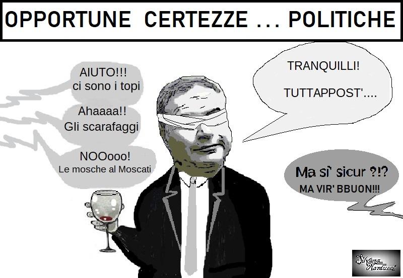"OPPORTUNE OSPEDALE MOSCATI, ""TUTTAPPOST"" ESCLUSO… TOPI & BLATTE"