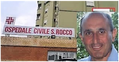 SAN ROCCO MORETTA OSPEDALE SAN ROCCO, CHIUDE LA RIANIMAZIONE! VERGOGNA!