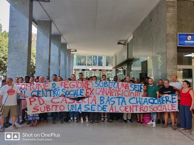 %name EX CANAPIFICIO: GRANDE PARTECIPAZIONE ALLA FORMAZIONE PER IL CONCORSO DELLA REGIONE CAMPANIA!