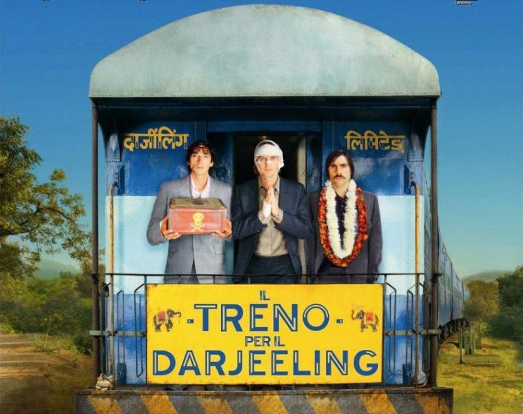 """il treno per il darjeeling poster italia """"IL TRENO PER IL DARJEELING"""": UN ROAD MOVIE DI FAMIGLIA"""