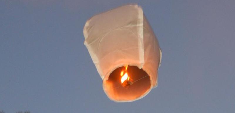lanterna cinese SALTA LA NOTTE DELLE LANTERNE ALLA REGGIA DI CASERTA, LA DELUSIONE DEGLI ORGANIZZATORI