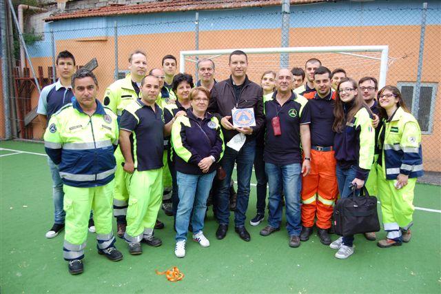 protezione civile san nicola SAN NICOLA, AD AGOSTO PROTEZIONE CIVILE PRONTA AD OGNI EMERGENZA