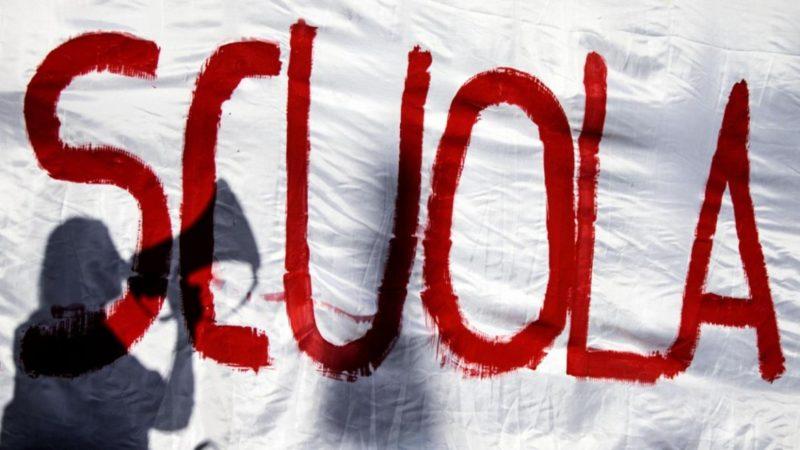 sciopero scuola SCUOLA, PRECARI: L'ITALIA CONTINUA A NON FARE I COMPITI