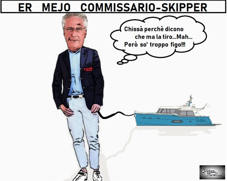 """yachtman OSPEDALE, COMMISSARIO """"TROPPO VELOCE"""" SALTA LE TAPPE…"""