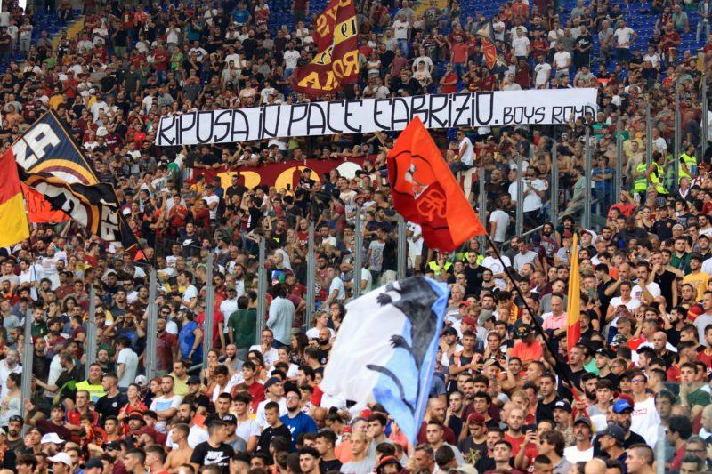 2P6A3385 DERBY DI ROMA: UN PAREGGIO DALLE TANTE EMOZIONI, LA FOTOGALLERY