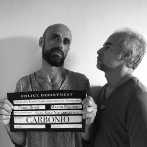 CARBONIO Sara Sole Notarbartolo 300x300 IL NUOVO ANNO DEL TEATRO CIVICO 14 PARTE CON CARBONIO