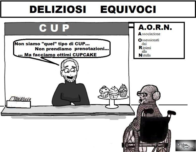 CUP 11.09.19 OSPEDALE, IL CENTRO PRENOTAZIONI… NON SI OCCUPA DI PRENOTAZIONI
