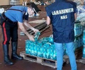 Carabinieri nas 300x247 CONTROLLI NAS, DENUNCIATO ESERCENTE BAR E SEQUESTRATI ALIMENTI
