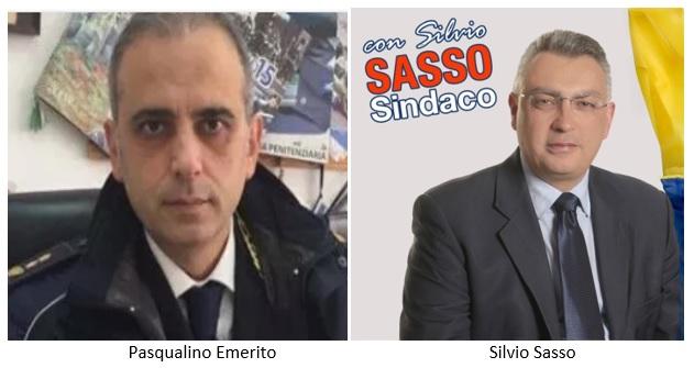 EMERITO SASSO SESSA AURUNCA: EMERITO FA LE VALIGE E LASCIA IN DONO UN NUOVO TARGA SYSTEM