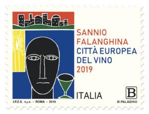 Francobollo Sannio Falanghina 300x230 PRESENTATO IL FRANCOBOLLO CITTA EUROPEA DEL VINO 2019