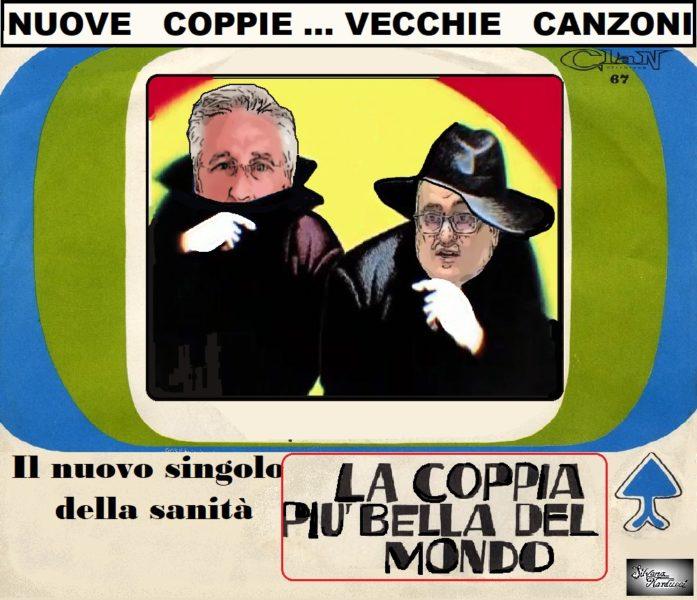 LA COPPIA  03.09.19 OSPEDALE, FERRANTE MARIANO: SIAMO LA COPPIA PIÙ BELLA DEL MONDO…