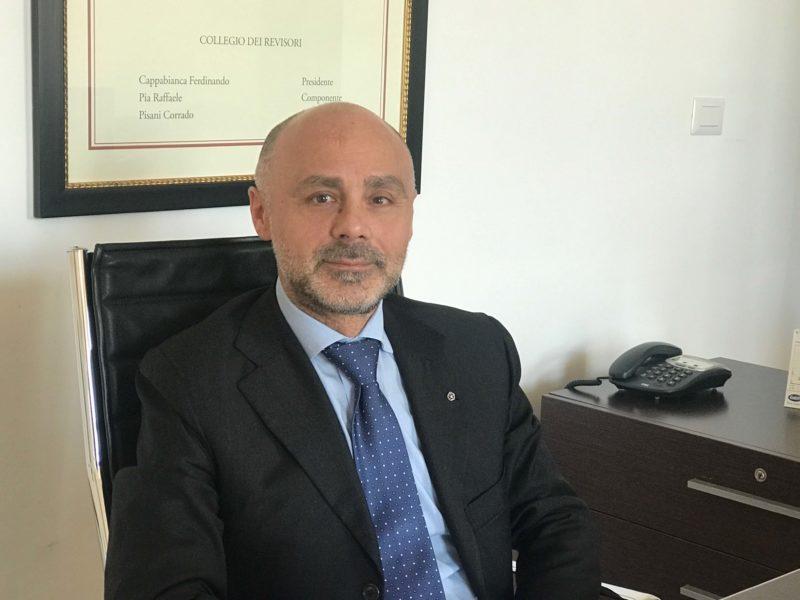 Luigi Fabozzi CASTELVOLTURNO, RINNOVATA LA CONSULTA DEI COMMERCIALISTI