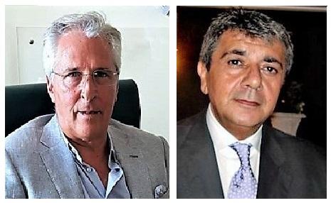 MARIANO RUSSO OSPEDALE DI CASERTA, IL COMMISSARIO STRAORDINARIO CARMINE MARIANO INCONTRA IL DIRETTORE GENERALE DELL'ASL FERDINANDO RUSSO