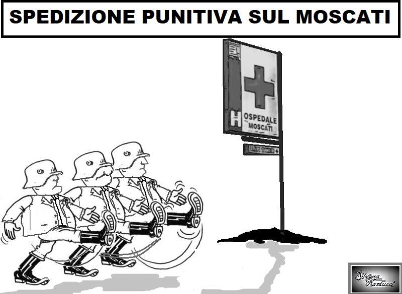MOSCATI OSPEDALE MOSCATI, I NOSTALGICI DELL'INQUISIZIONE