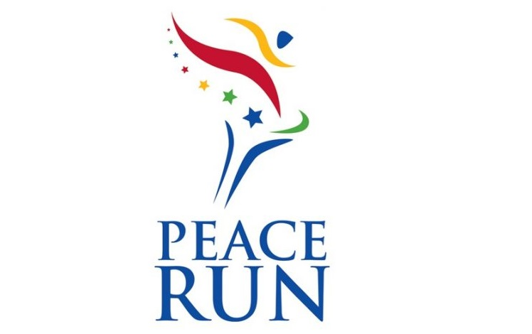 PEACE RUN ARRIVANO A CASERTA I TEDOFORI DI PEACE RUN 2019